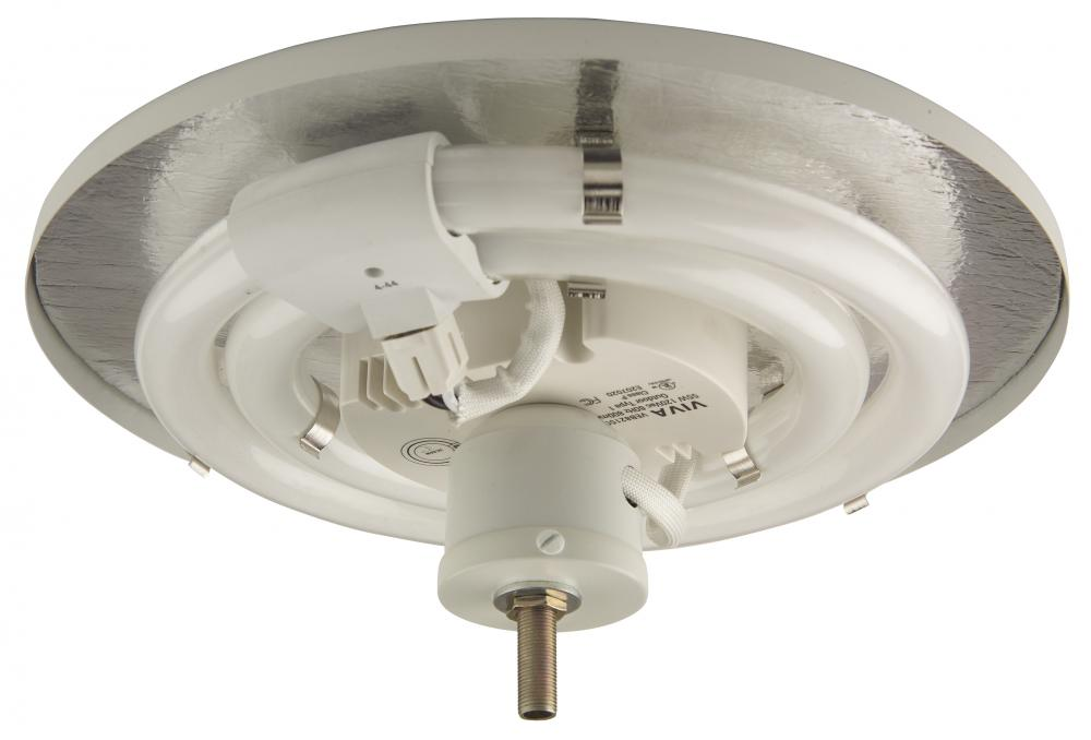 Craftmade F390CFL - 2 Light Fitter