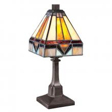 Quoizel TF1021TVB - Tiffany Table Lamp
