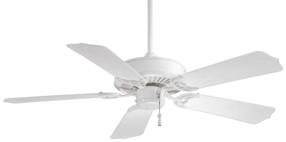 Minka-Aire F572-WH - White Outdoor Fan