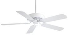 Minka-Aire F571-WH - White Outdoor Fan