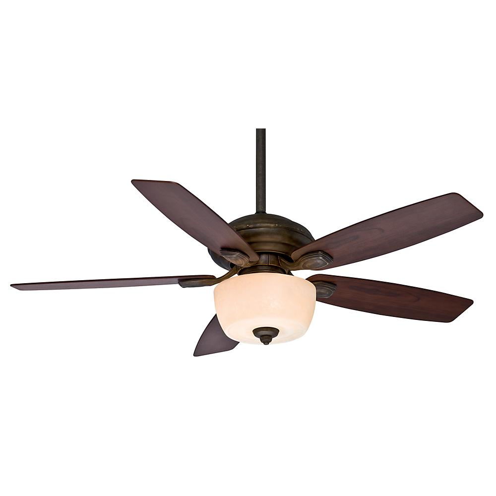 "Casablanca Fan Co. 54040 - 52"" Ceiling Fan with Light and Remote"