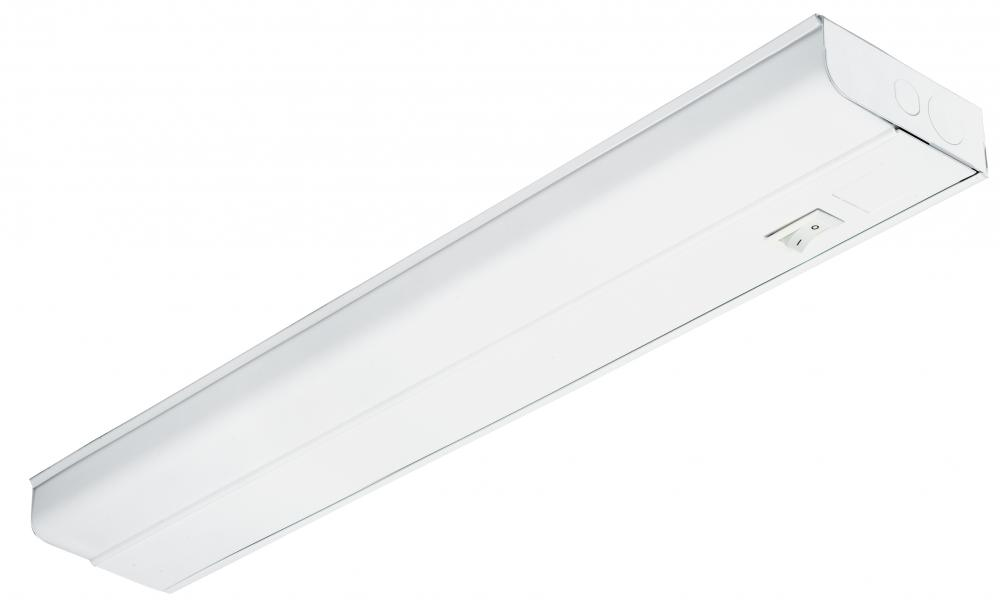 Light Concepts (Lithonia) UC8 17 120 SWR - One Light White Undercabinet Strip