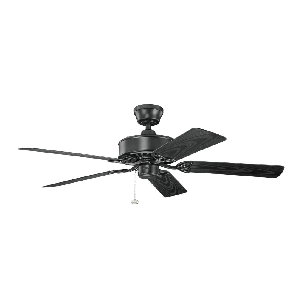 Kichler 339515SBK - 52 Inch Renew Patio Fan