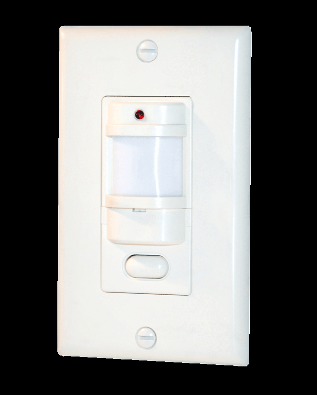 RAB Lighting LOS800I/120 - OCCUPANCY SENSOR 800W 120V WALL IVORY