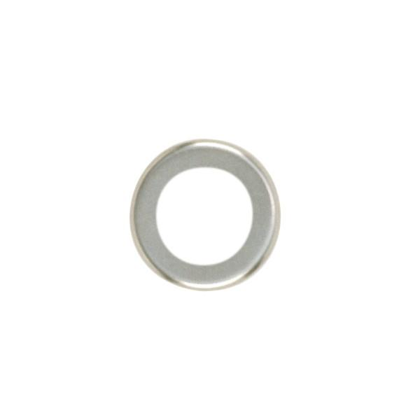 Satco Products Inc. 90/1833 - Steel Check Ring Curled Edge 1/4 IP Slip - Unfinished 1-1/4""