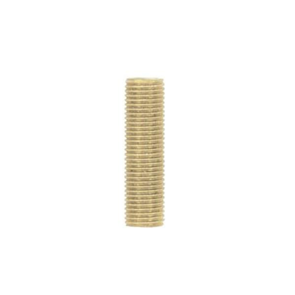 "Satco Products Inc. 90/5028 - 1/8IP Yellow Zinc Plated 3-1/2"", 1/8 IP Thread size 3/8"" Wide"