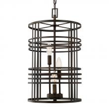 Capital 512431OB - 3 Light Foyer