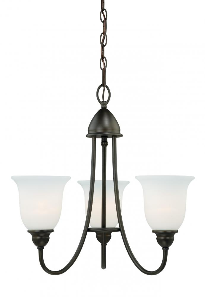 Vaxcel International H0063 - Concord 3L Chandelier