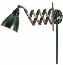 Kenroy Home 32197CBZ - Floren Swing Arm Lamp