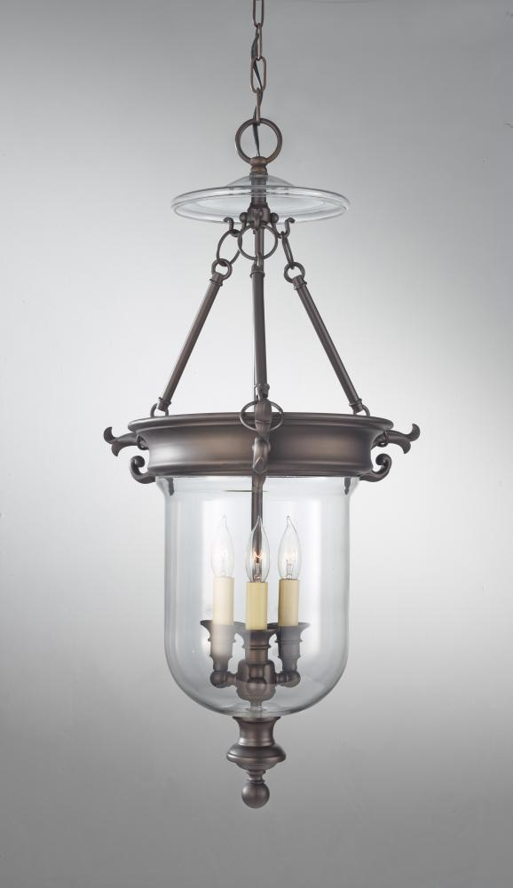 Feiss F2802/3ORB - 3 - Light Hall Chandelier